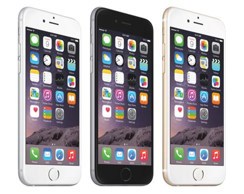 传iPhone6s将打开短信SIM卡手机苹果3533手苹果6手机配备资讯白屏图片