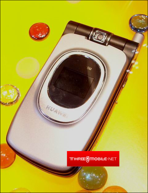 国产华为最新发布3G手机曝光展会 手机资讯 3