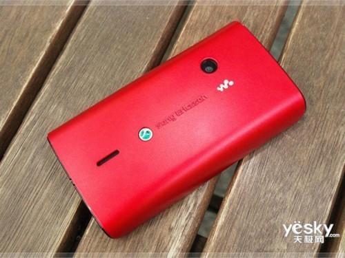 图为:索尼爱立信 E16i 手机-超值低端之选 索尼爱立信E16i售价仅